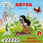 Akim Samolepková obrázková alba - Krtek