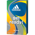Adidas voda po holení Get Ready! 100ml