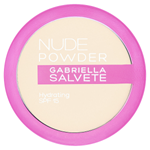 Gabriella Salvete Nude pudr s arganem a SPF 15 01 8g