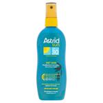 Astrid Sun Wet Skin transparentní sprej na opalování OF 30 150ml