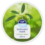 Tip Line Vyživující krém s olivovým olejem 500ml