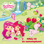 Akim Samolepková obrázková alba - Strawberry