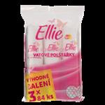 Ellie odličovací polštářky 3x84ks