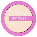 Gabriella Salvete Nude pudr s arganem a SPF 15 02 8g