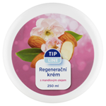 Tip Line Regenerační krém s mandlovým olejem 250ml