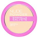 Gabriella Salvete Nude pudr s arganem a SPF 15 03 8g