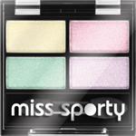 Miss Sporty oční stíny Quatro  416