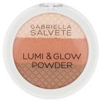 Gabriella Salvete Rozjasňující pudr pro všechny typy pleti 01 Lumi & Glow 9,0g