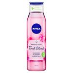 Nivea Fresh Blends Raspberry Sprchový gel 300ml