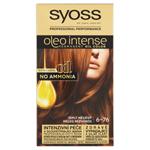 Syoss Oleo Intense dlouhotrvající olejová barva Teplý Měděný 6-76