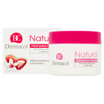 Dermacol Natural mandlový krém noční kelímek