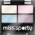 Miss Sporty oční stíny Quatro  415
