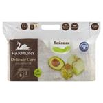 Harmony Delicate Care Balsam Avocado Butter toaletní papír 3 vrstvy 8 ks