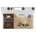 Harmony Delicate Care Balsam Shea Butter toaletní papír 3 vrstvy 8 ks