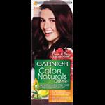 Garnier Color Naturals permanentní barva na vlasy 3.61 ostružinová červená, 60+40+12ml