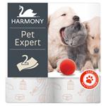 Harmony Pet Expert papírové utěrky 2 vrstvy 2 ks