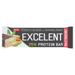 Nutrend Excelent Protein bar double příchuť mandle+pistácie s pistáciemi 40g