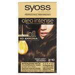 Syoss Oleo Intense dlouhotrvající olejová barva Tmavě Hnědý 3-10