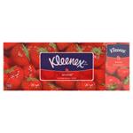 Kleenex Strawberry papírové kapesníčky 3-vrstvé 10 x 10 ks