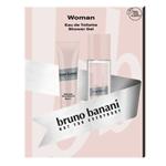 Dárková kazeta Bruno Banani - Woman's DNS 75ml + Sprchový gel 50ml