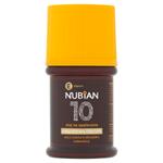 Nubian Olej na opalování SPF 10 60ml