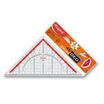 Maped Technic trojúhelník s úhloměrem 26 cm
