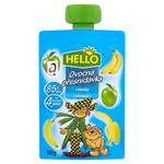 Hello Ovocná přesnídávka s banány 100g