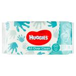 Huggies All Over Clean dětské ubrousky 56 ks