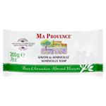 Ma Provence Pravé přírodní mýdlo z Marseille mandlový květ 200g