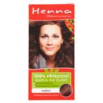 Henna 100% přírodní barva na vlasy hnědá 33g