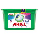 Ariel All-In-1 PODs Colour Kapsle Na Praní, 13 Praní