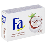 Fa tuhé mýdlo Coconut Milk 90g
