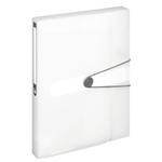 Box na spisy A4/4,PP trans-čir