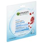 Garnier Skin Naturals super-hydratační vyplňující textilní pleťová maska aqua bomb 32g