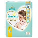 Pampers Premium Care Velikost 2, Plenky 68 ks, 4kg-8kg