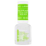 Miss Sporty Nail Expert Vrchní lak s 3D gel efektem 8ml