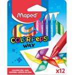 Maped Wax voskovky 12 barev