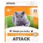 Attack Obojek pro kočky 35 cm