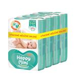 Happy Mimi Flexi Comfort dětské plenky 3 Midi 176 ks - měsíční balení