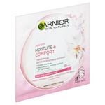 Garnier Skin Naturals super-hydratační zklidňující textilní maska moisture+ comfort 32g