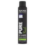 Syoss suchý šampon Pure Fresh 200ml