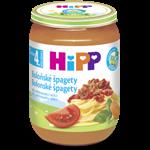 HiPP BIO Boloňské špagety 190 g