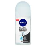 Nivea Black & White Invisible Pure Kuličkový antiperspirant 50ml
