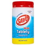 Savo do bazénu Chlorové tablety mini 0,9kg