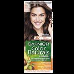Garnier Color Naturals permanentní barva na vlasy 6N přirozená tmavá blond, 60+40+12ml