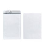 Obchodní tašky C5 samolep,bílé(10ks/fol)
