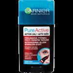 Garnier Pure Active Charcoal peelingová tyčinka proti černým tečkám 50ml