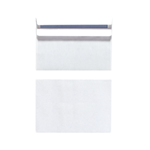 Obálky C6 samolepicí,bílé (25ks/fol)