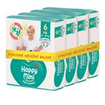 Happy Mimi Flexi Comfort dětské plenky 6 XXL 120 ks - měsíční balení