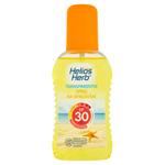 Helios Herb Transparentní sprej na opalování OF 30 200ml